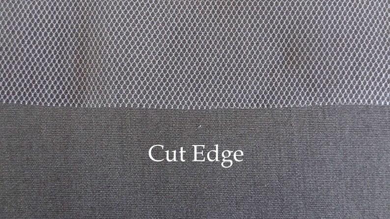 Cut Edge Bridal Veil Wedding Veil Fingertip Length Veil