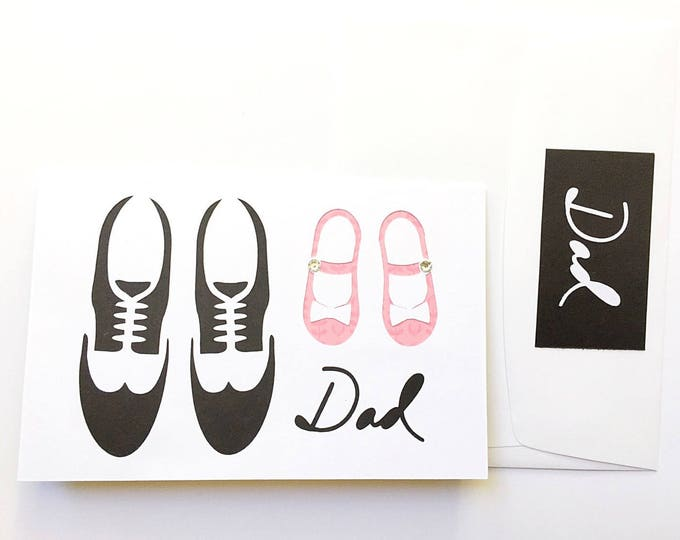 Featured listing image: Father's day card-first father's day, father's day gift,father of the bride gift,Father's Day gift from baby,Father's Day gift from daughter