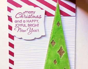Bright Emerald Gift Card Holders. Christmas Gift Card. Holiday Gift Card Holder. Money Envelope. Classmate Gift. Teenage Gift. Money Present