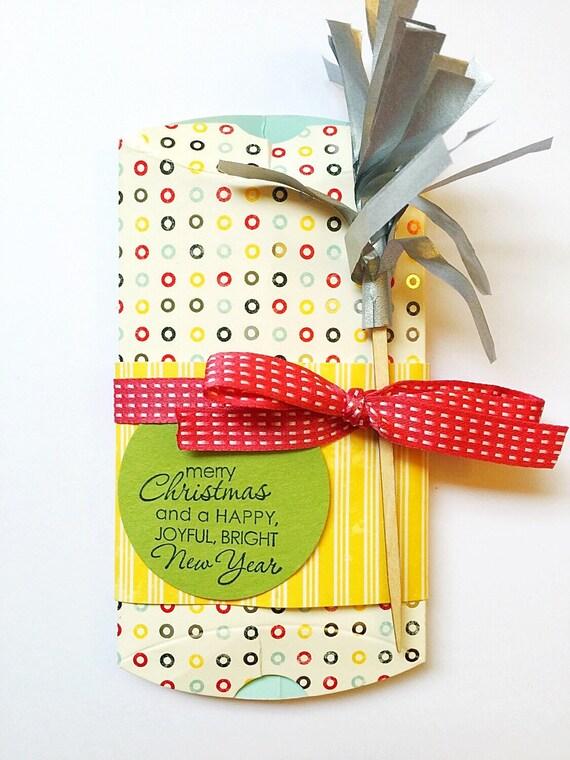 Christmas Gift Card Holder. Stocking Stuffer. Christmas Gifts for Teacher. Money Holder. Teen Christmas Gift. Modern Trendy Gift Card Holder