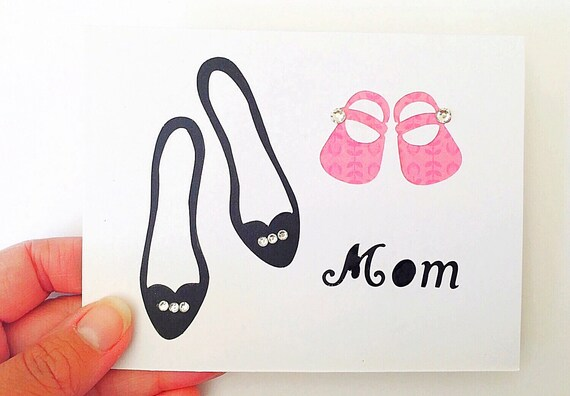 Mother's Day Card. First Mother's Day Gift. Mother Of The Bride Gift. Mother's Day Gift From Baby. Mother's Day Gift From Daughter. Mum Day
