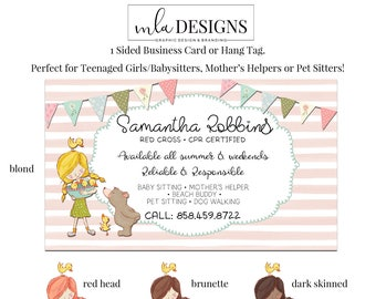 Pet Business Card Etsy