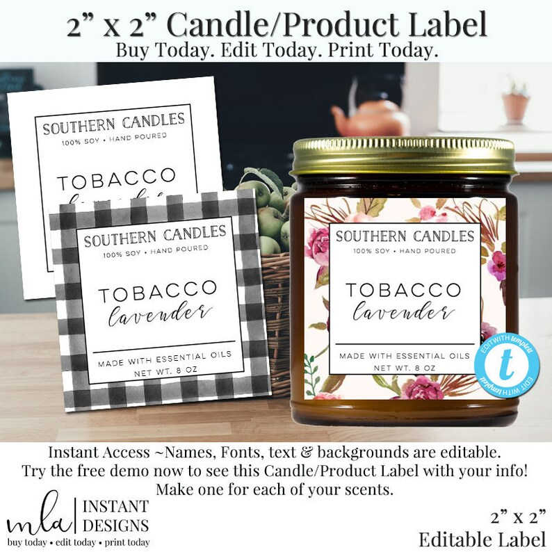 picture relating to Jar of Nothing Printable Label Free referred to as 2 Inch Sq. Labels, Candle Labels, Item Labels, Editable Labels, Do-it-yourself Candle Labels, Editbale Solution Labels, Do-it-yourself labels, Material Label