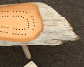 Natural Cribbage Boards - Handcrafted Branch Wood, Driftwood, and Live Edge - OOAK