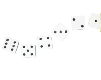 Extra 7mm Dice for Travel Dice Set