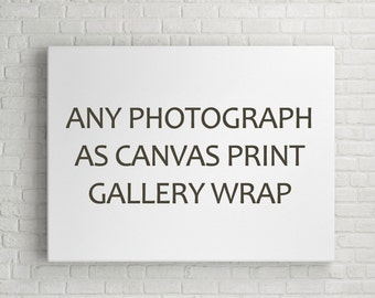 Canvas Print // Gallery Canvas // Large Canvas Photography // Canvas Art Wall Decor // Choose one from my store!