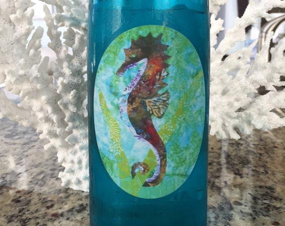 SEAHORSE Sticker Weatherproof Decal Car Window Sport Water Bottle Cup Mug Laptop Notebook