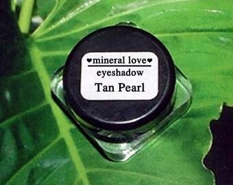 Tan Pearl Small Size Eyeshadow
