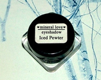 Iced Pewter Small Size Eyeshadow