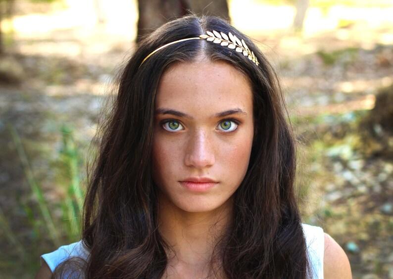 Fascia Athena dea greca archetto accessori per capelli  5d511002375e