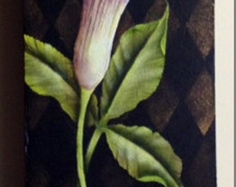 Jack In The Pulpit E Pattern