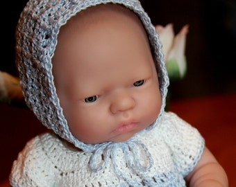 """Sanitized Adorable Berenguer 5/"""" Inch Doll Brown Eye Lot of Love Babies Sucky Lip"""