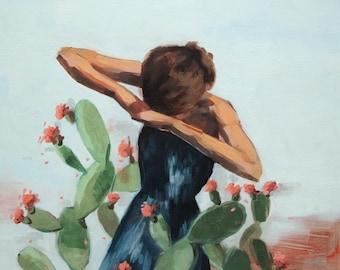 Desert . giclee art print