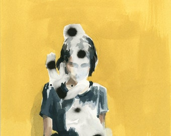 Suspect Notion .  giclee art print