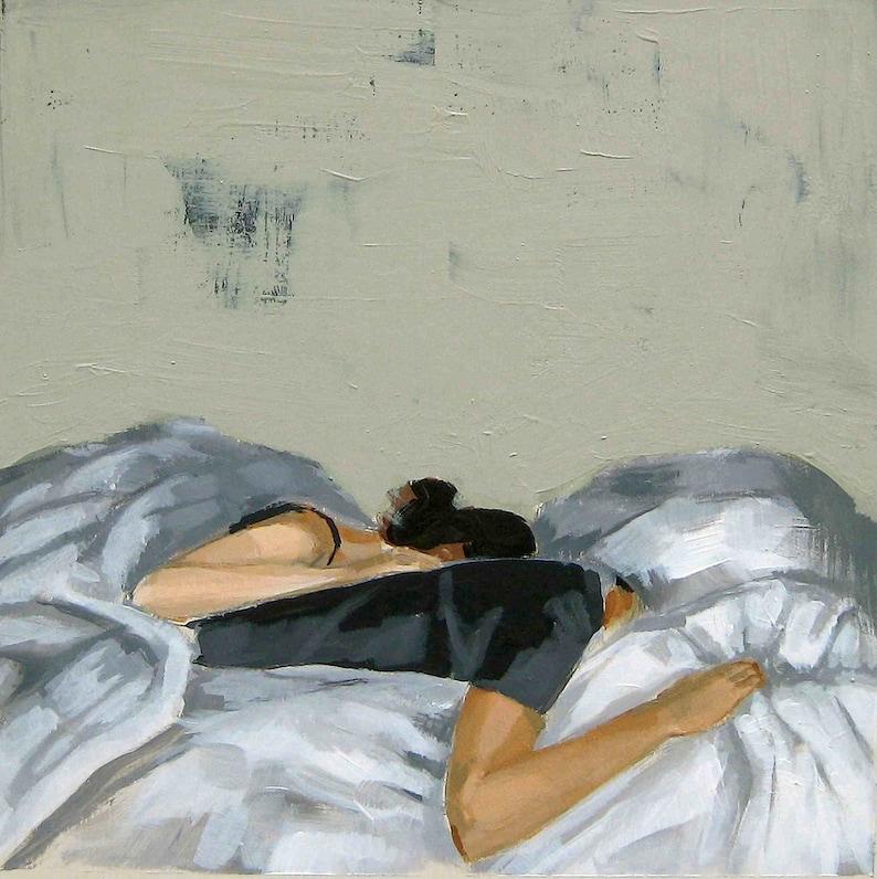 Sweet Dreams . giclee art print image 0
