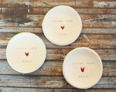 Personalized Thank you gift Custom bridesmaid gift Gift for bridesmaids Bridesmaids gift ring dish Personalized gift Bridesmaid gift idea