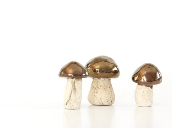 Haushaltswaren dekoration keramik pilze in einer vielzahl von etsy - Dekoration pilze ...