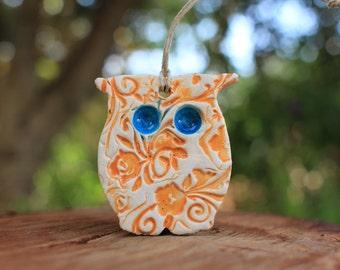 Owl decor Owl ornament Owl home decor Wall decor Owl decoration Owl kitchen decor
