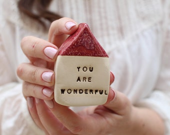 2021 gifts Personalized gift All is well Family gift Gifts for him Gifts for her Motivational gift Empowerment gifts Miniature house