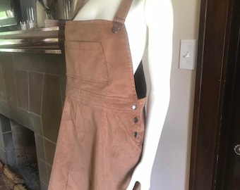 Wendy Torrance Corduroy Jumper Overall from The Shining