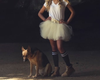 Fashion Tutu Made to Order in the Color of Your Choosing