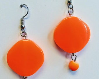 Resin & Glass Earrings