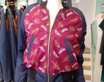 Cleveland Cavaliers Unisex Bomber Jacket