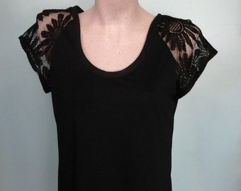Women's Handmade Butterfly Top
