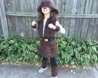 Chewbacca Star Wars Wookie Costume