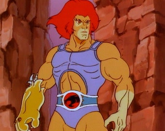 Thundercats Lion-O Cosplay Leotard Costume