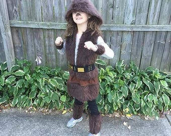 Chewbacca Star Wars Wookie Costume