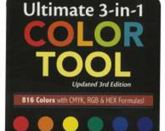 3 in 1 Color Tool (Booklet)