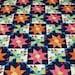 Peggy Cunningham reviewed Moonlight Garden Quilt Pattern