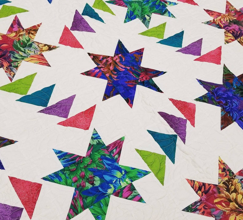 In Flight Quilt Pattern image 0