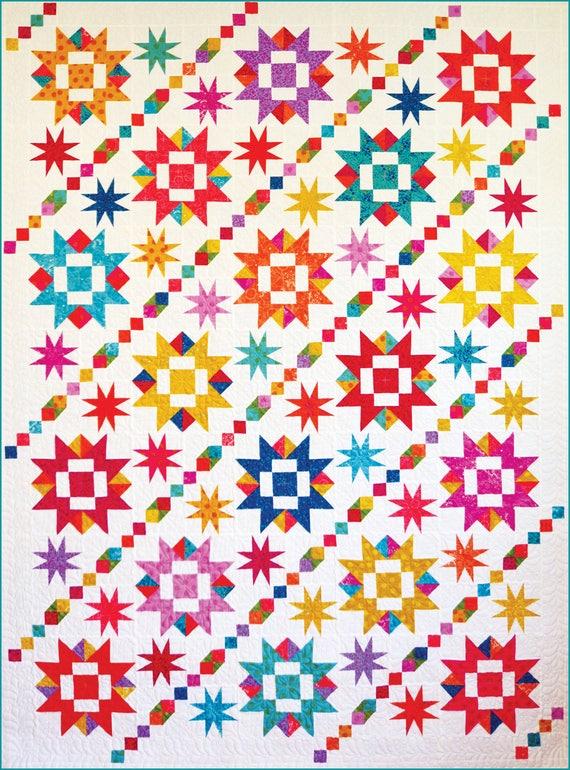 Sparkle Quilt Pattern Etsy