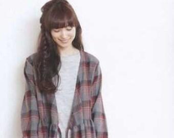 e997e16fb775 Vestiti comodi per tutta la stagione - libro di Pattern di cucito  giapponese per le donne abbigliamento - cucito Pochee speciale