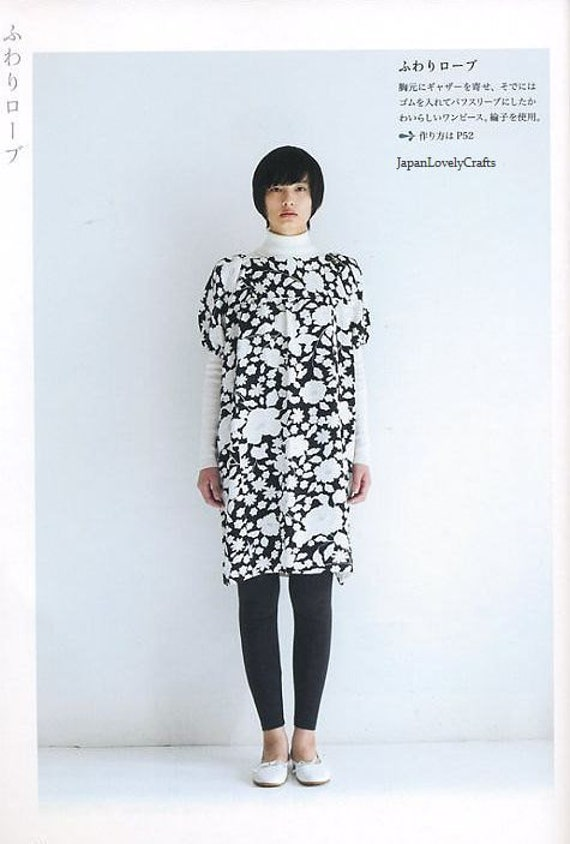 Kimono Remake Garderobe japanische Nähen Muster-Buch für | Etsy