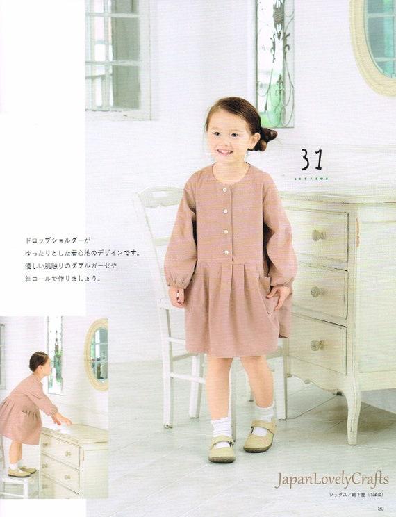 Romantische mädchenhaften Kleid Muster japanische Nähen