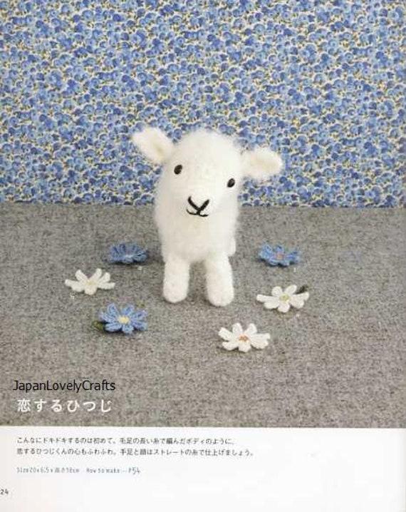 Häkeln Amigurumi Puppe Muster Kawaii Tier Amigurumi | Etsy