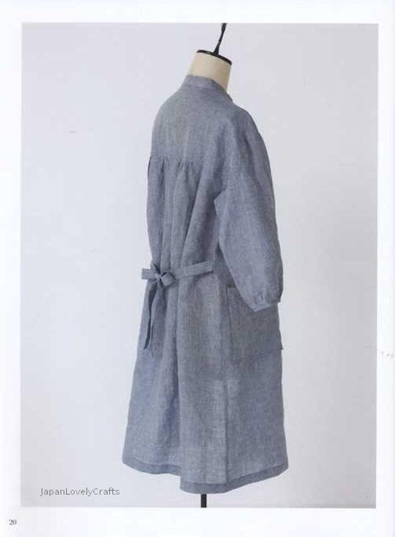 f0d950a8aee Dress Making Patterns Machiko Kayaki Japanese Sewing