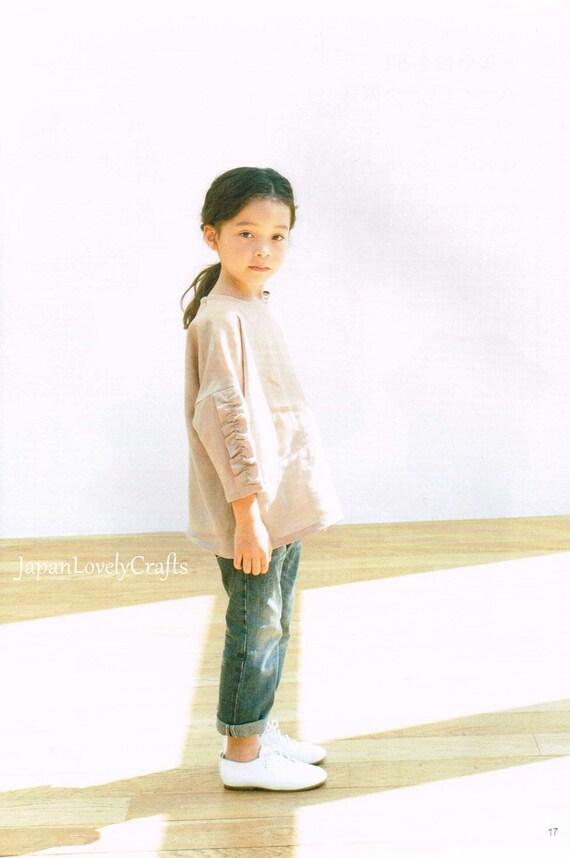 Kawaii lässig Mädchen Kleidung Muster japanische Nähen Muster