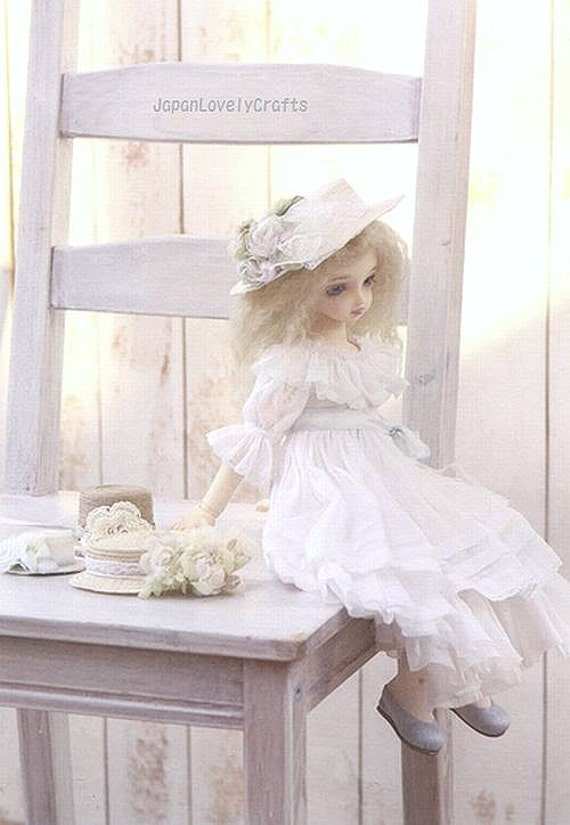 Dollybird Vol13 Japanese Sewing Pattern Books For Dolls Etsy
