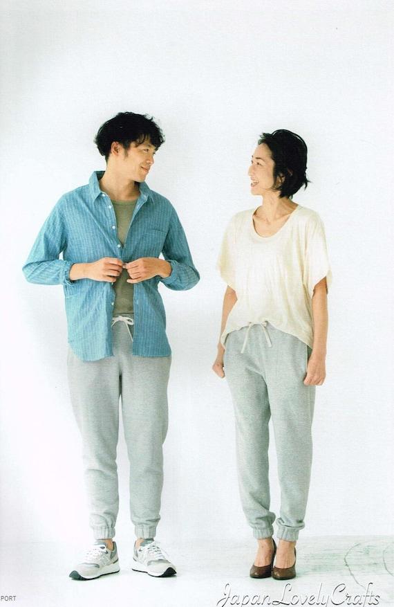 Herren-Hosen-Muster japanische Schnittmuster Buch für Männer | Etsy