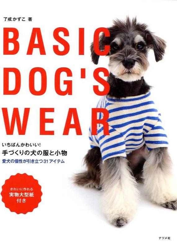 Kawaii Hundebekleidung japanische Nähen Musterbuch | Etsy