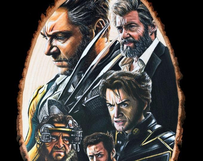Wolverine Fine Art Print