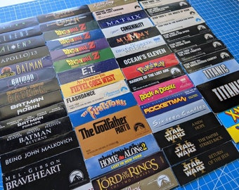 VHS Magnets (Top Cover)