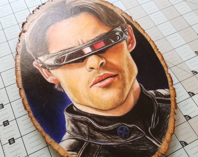Cyclops Original Wood Art