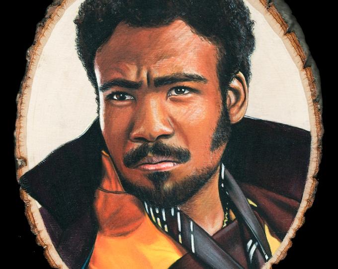 Lando Fine Art Print