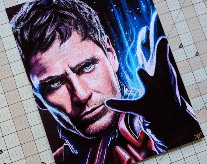 Magneto Art Print