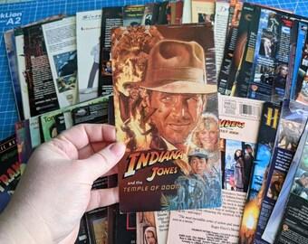 VHS Magnets/Postcards